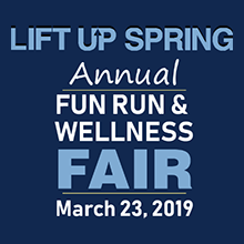 Spring ISD Fun Run and Wellness Fair March 23, 2019