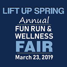 Spring ISD Fun Run and Wellness Fair March 23, 2019
