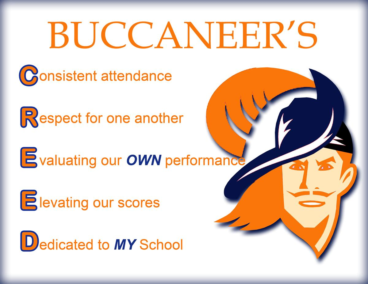 Buccaneer's Creed