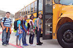 Transportation tips to keep students safe