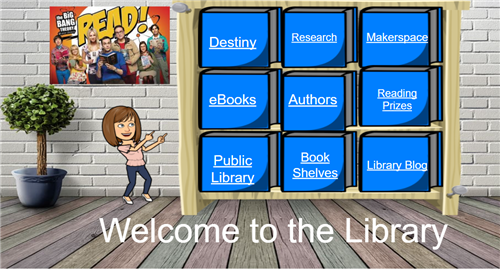 Library's Virtual Room