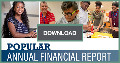 Download Popular Annual Financial Report