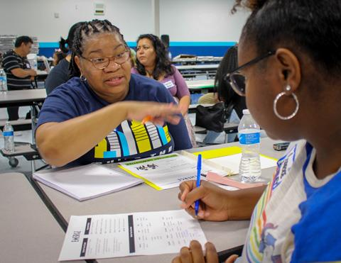 Parents of Spring ISD EMERGE Students Receive an Education of Their Own