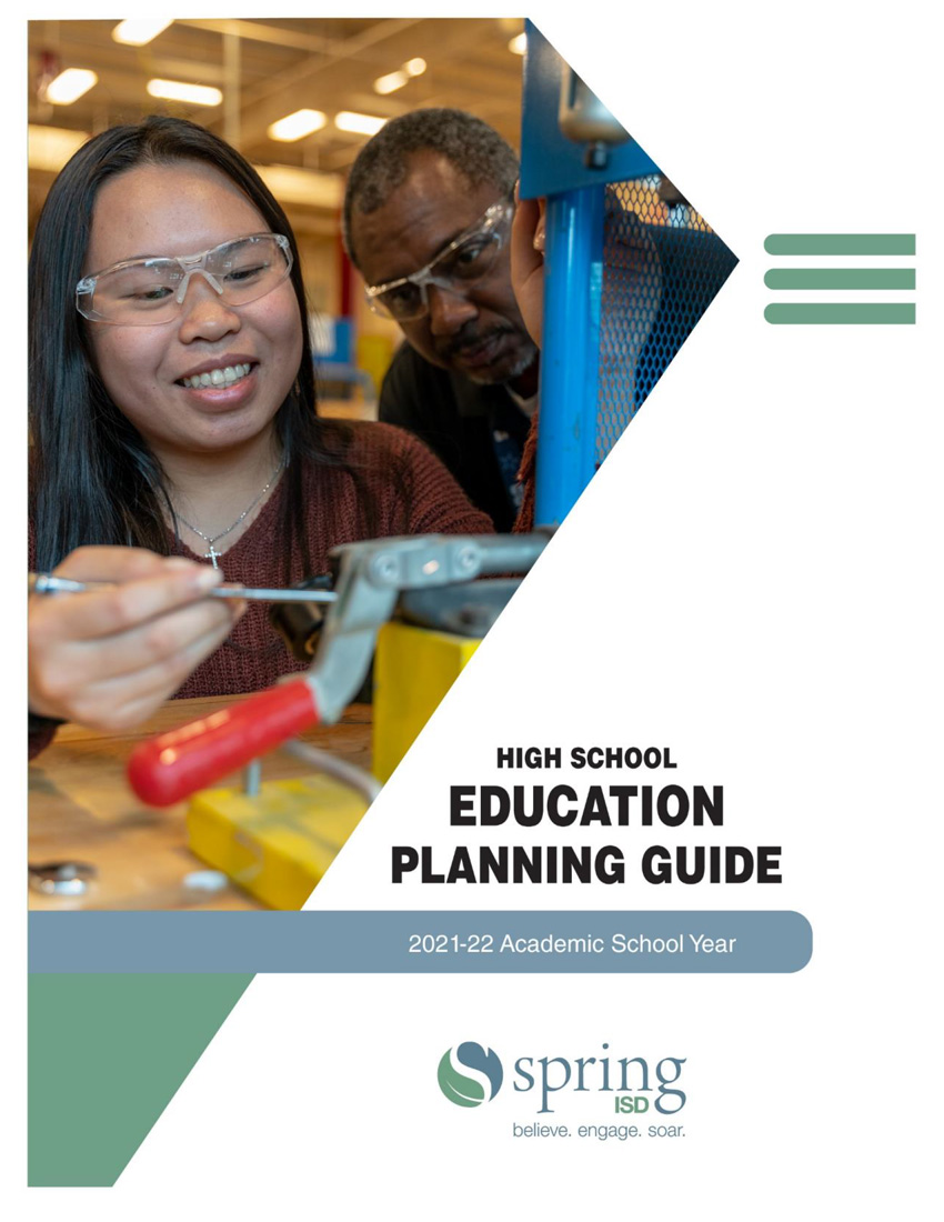 High School Education Planning Guide