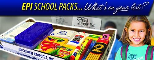 EPI School Packs