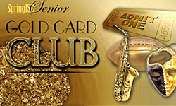 Senior Gold Card