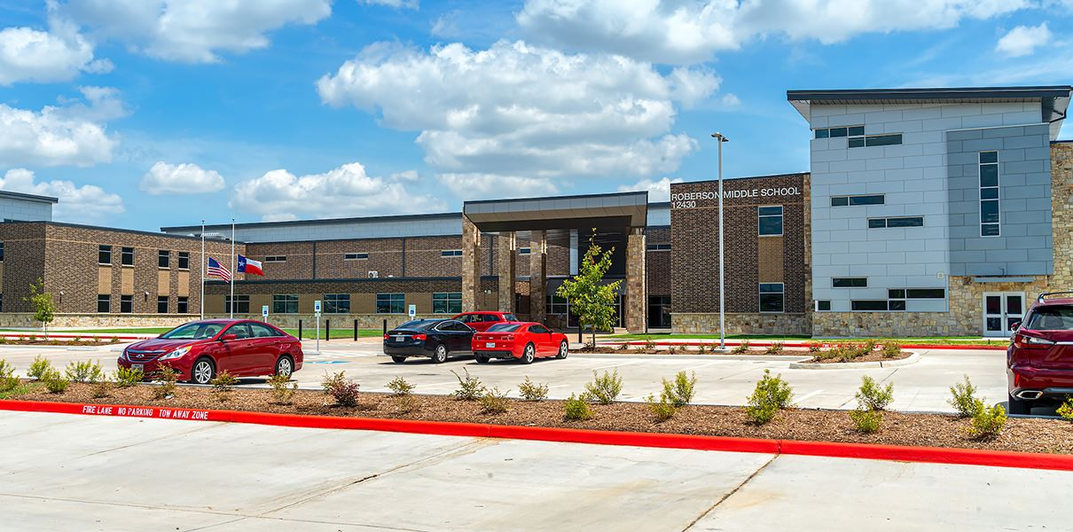 2016 Bond: Roberson Middle School