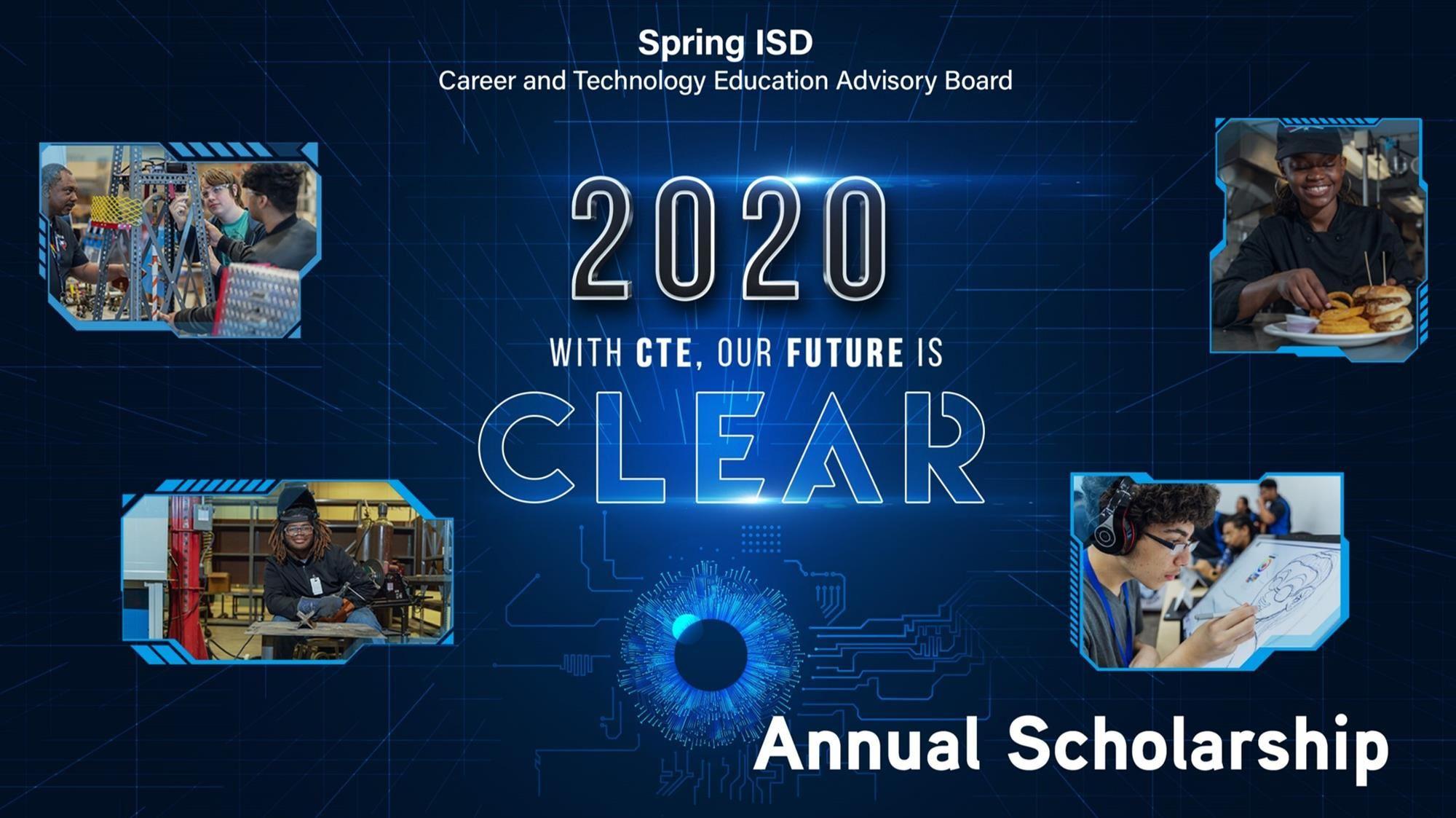 CTE Advisory Board Awards 20 Scholarships totaling $20,000 to 20 Seniors in 2020