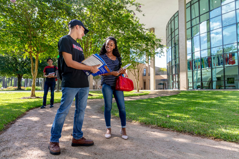 Spring Early College Academy is a school of choice in Spring ISD, located on the campus of Lone Star College-North Harris