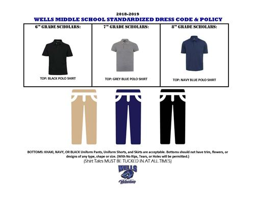 Wells Middle School Homepage