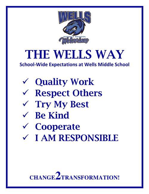 Wells Middle School / Homepage
