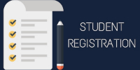 Student Registration - New Online Procedure