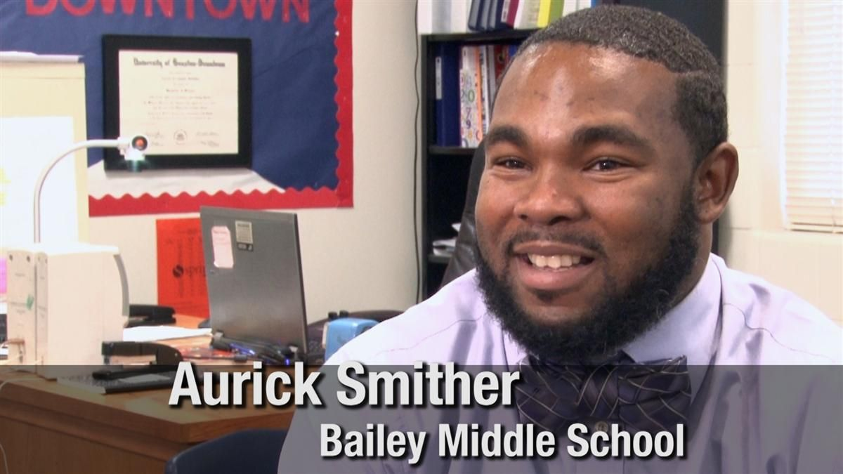 Aurick Smither - Bailey Middle School