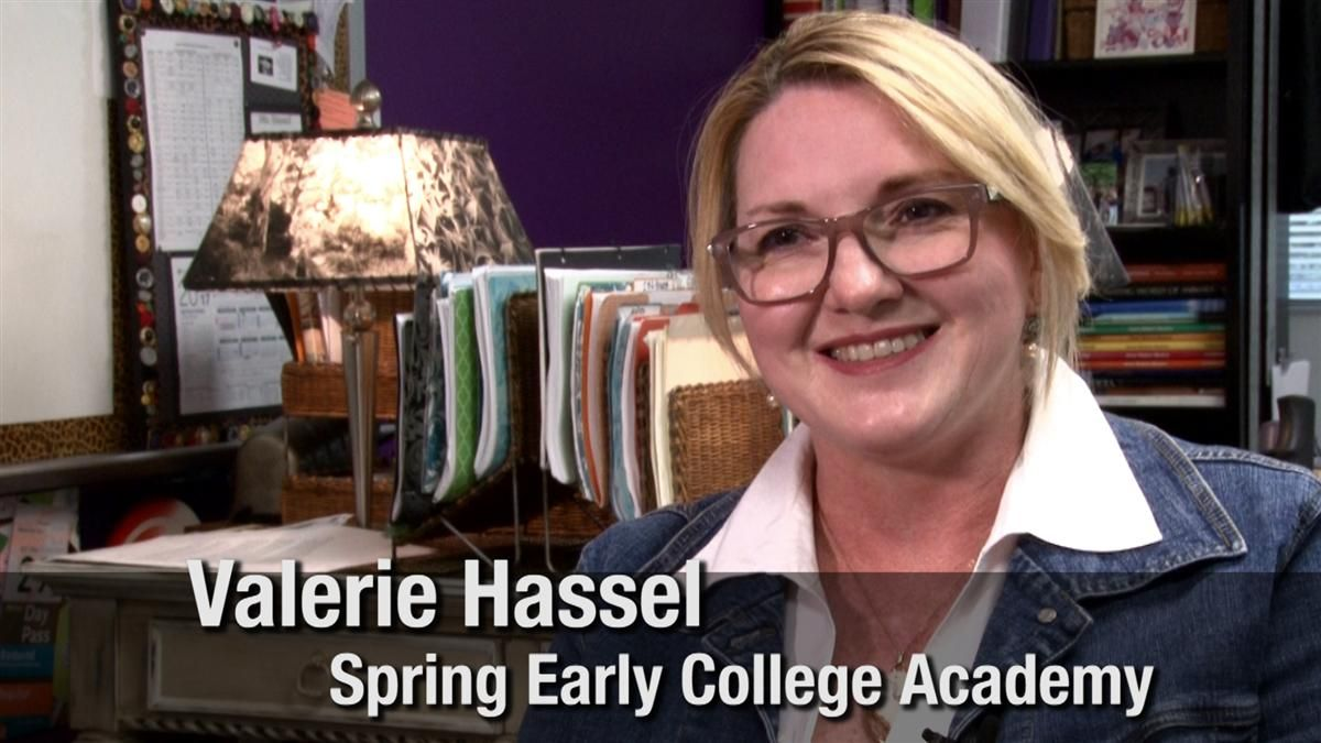Valerie Hassel - Spring Early College Academy