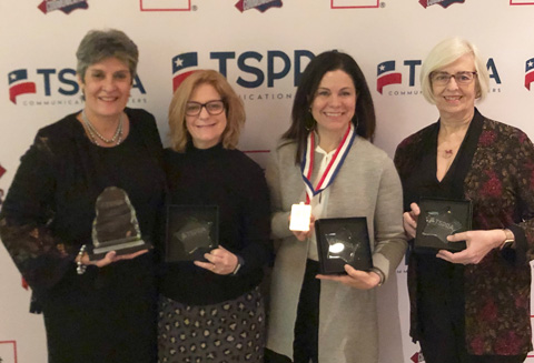 Texas School Public Relations Association Recognizes Spring ISD at Annual Ceremony with 29 Awards