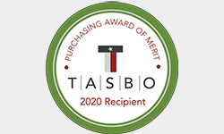 Spring ISD Procurement Department Receives TASBO Award of Merit for Purchasing Operations