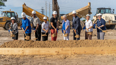 Spring ISD Breaks New Ground with Construction of Dekaney High School Ninth-Grade Center
