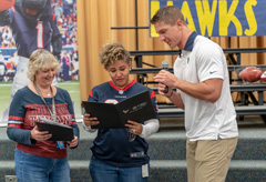 Spring ISD Teachers Awarded Stars in the Classroom by Houston Texans and FCCU
