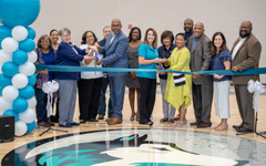 Community Celebrates Opening of Springwoods Village Middle School with Official Ribbon Cutting Cerem