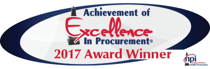 2017 NPI Award