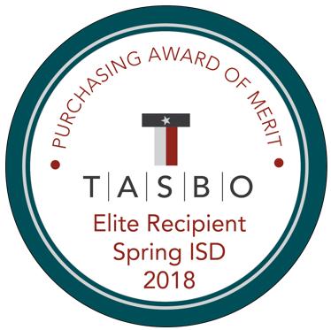 2018 Purchasing Award of Merit Elite