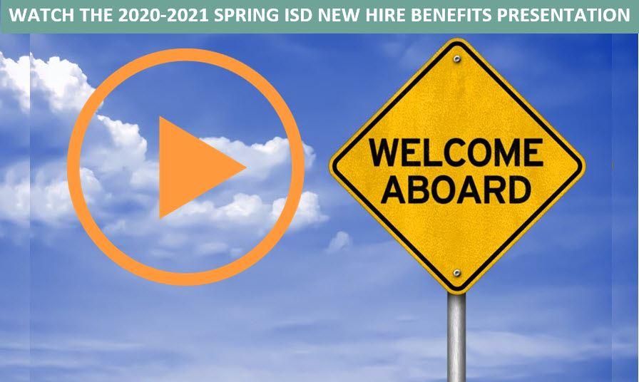 Spring Isd Calendar 2021-2022 Human Resources / Benefits