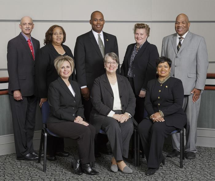 Team of Eight - Spring ISD Board of Trustees