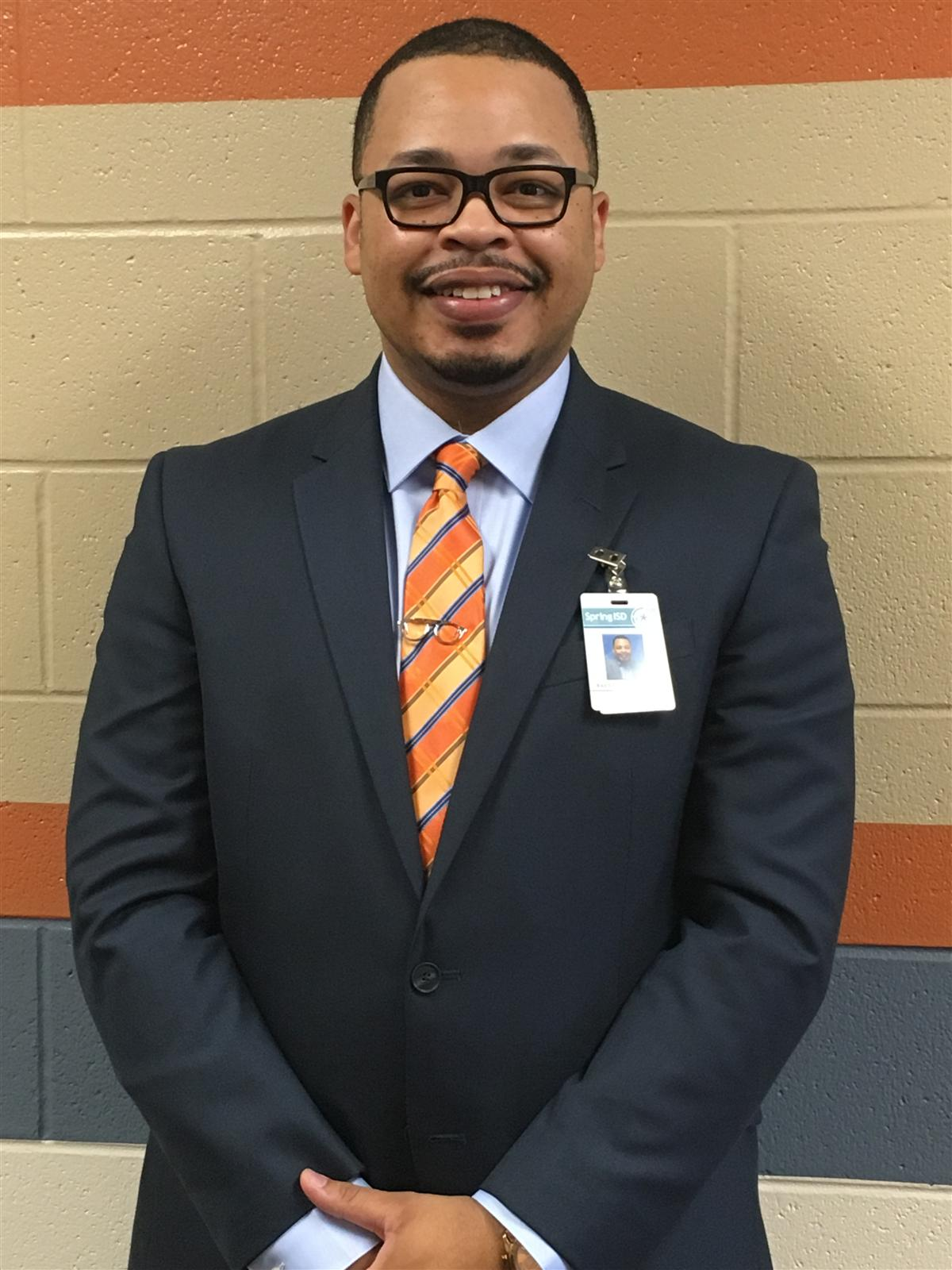 Dr. Hykeem Craft, 8th Grade Assistant Principal