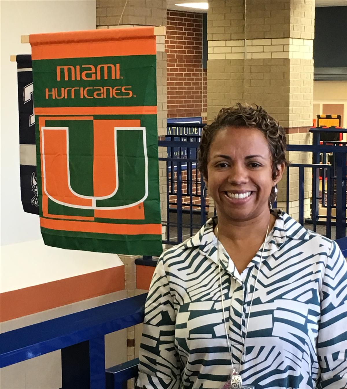 Mrs. Taina Sierra, 7th Grade Assistant Principal