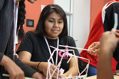 Spring ISD Students Build Opportunities for Nontraditional Careers at Ci2 Tech Conference for Girls