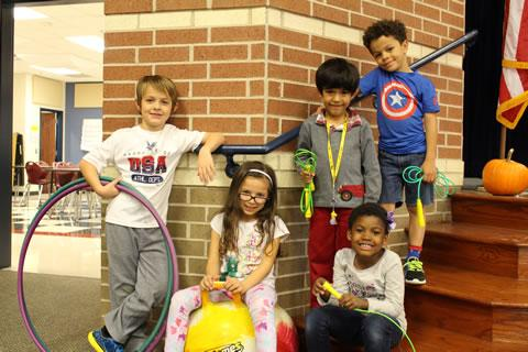 Northgate Crossing Raises Over $7K during the Jump Rope for Heart Campaign