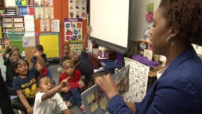 Learning to Teach in Spring ISD's Student Teacher Program