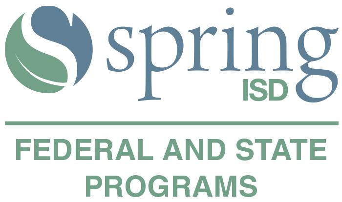 Spring ISD Federal and State Programs